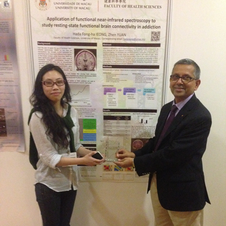 Hada Fong-ha IEONG wins Best Poster Award at Bioimaging Asia – Biological Imaging.