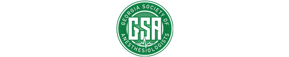 Georgia Society of Anesthesiologist Summer Meeting Student Posters