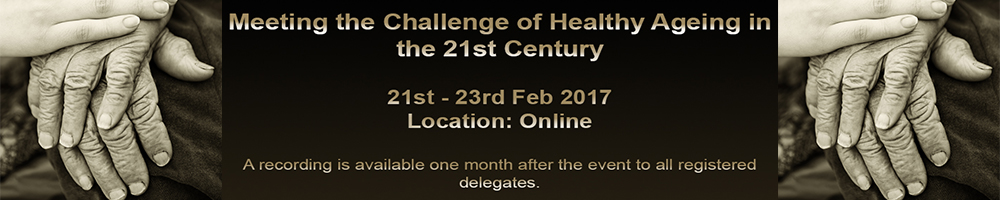 Meeting the Challenge of Healthy Ageing in the 21st Century