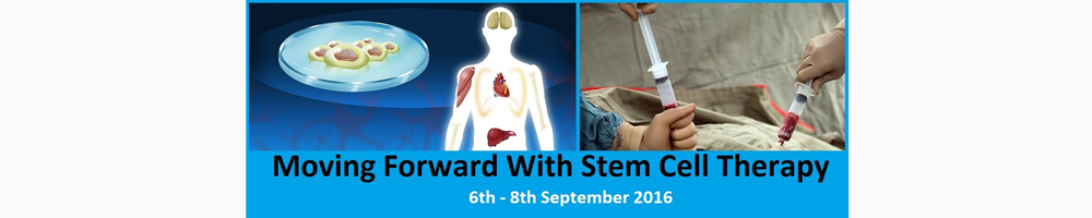 Moving forward with stem cell therapy