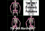 The 2017 Forensic Forums