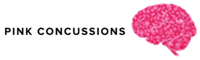 The PINKconcussions International Summit on Female Concussion and TBI Logo