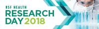 USF Health Research Day 2018 Logo