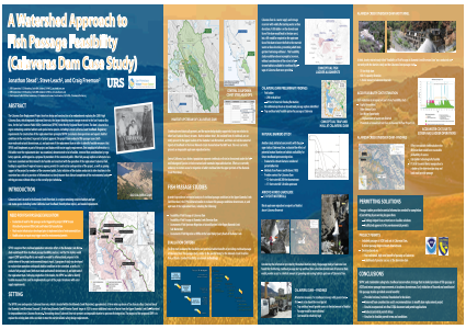 A Watershed Approach to Fish Passage Feasibility (A Calaveras Dam Case Study)