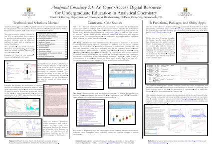 Analytical Chemistry 2.1: An Open-Access Digital Resource for Undergraduate Education in Analytical Chemistry