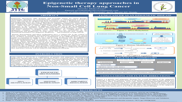 Epigenetic therapy approaches in Non-Small Cell Lung Cancer