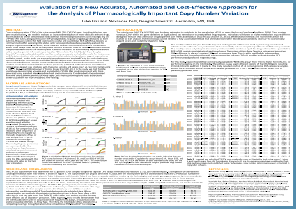 Evaluation of a New Accurate, Automated and Cost-Effective Approach for the Analysis of Pharmacologically Important Copy Number Variation