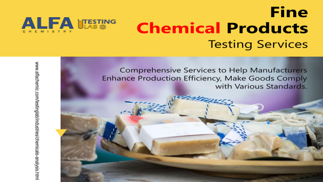 Fine Chemical Products Testing