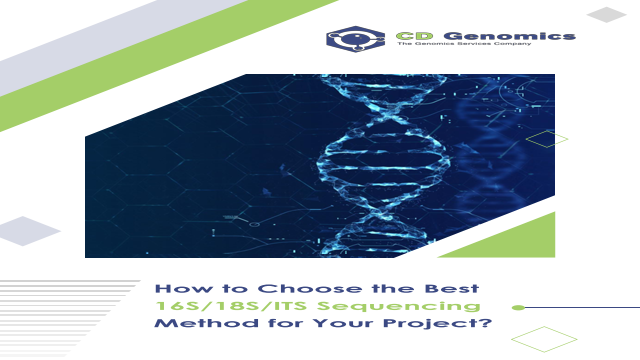 How to Choose the Best 16S/18S/ITS Sequencing Method for Your Project?
