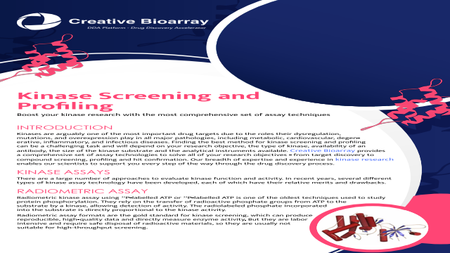 Kinase Screening and Profiling Techniques