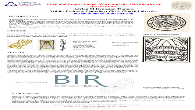 Logo and Logos: Image, Word and the Self-Identity of the Institute.