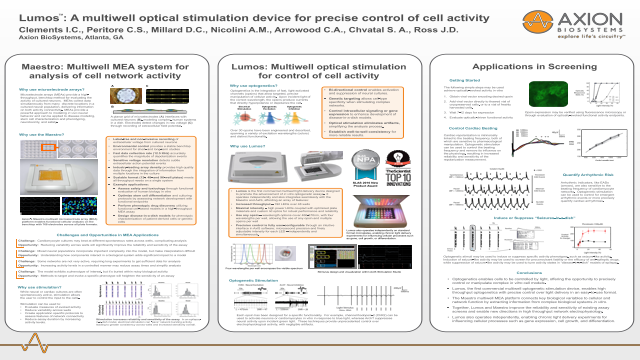 Multiwell optogenetics for enhanced control of human iPSC-derived cells