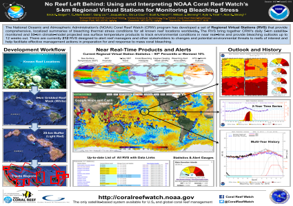 NO REEF LEFT BEHIND: USING AND INTERPRETING NOAA CORAL REEF WATCH'S 5-KM REGIONAL VIRTUAL STATIONS FOR MONITORING BLEACHING STRESS