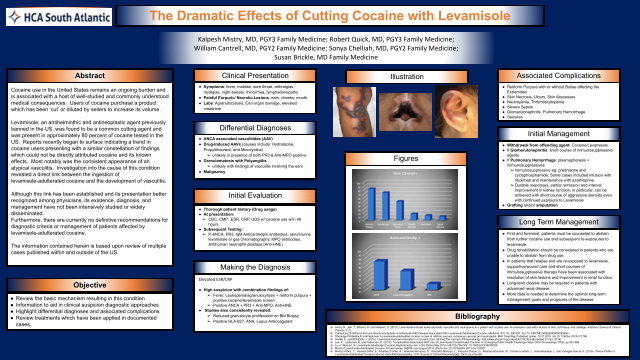 Resident: The Dramatic Impact of Cutting Cocaine with Levamisole