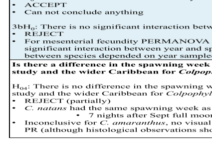 Sexual Reproduction in the Caribbean Coral Genus Colpophyllia in Puerto Rico